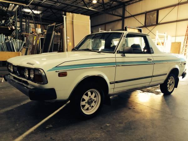 1980 Subaru BRAT For Sale in Las Vegas Nevada