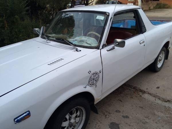 1981 Subaru BRAT Manual For Sale in Santa Fe, New Mexico