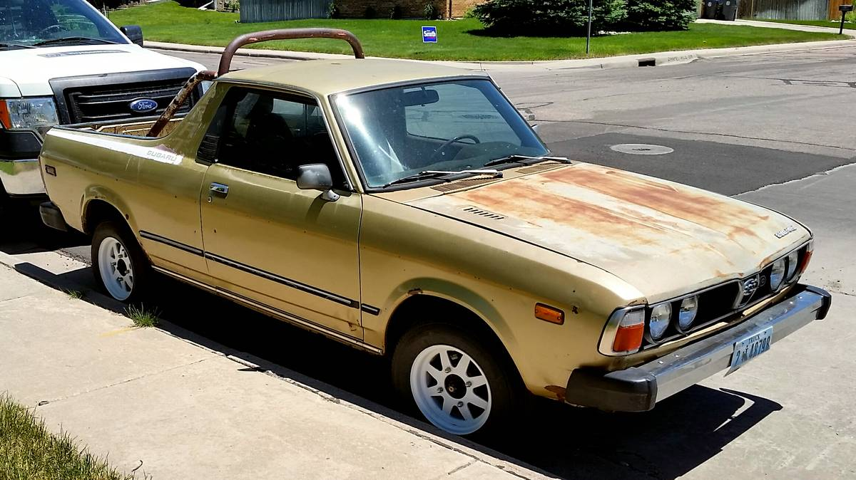 Subaru Brat For Sale In Illinois