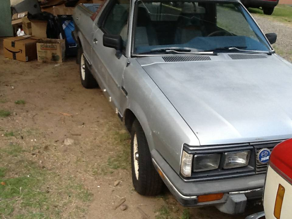 Craigslist Las Cruces Nm >> 1984 Subaru BRAT Manual For Sale in Las Cruces, New Mexico
