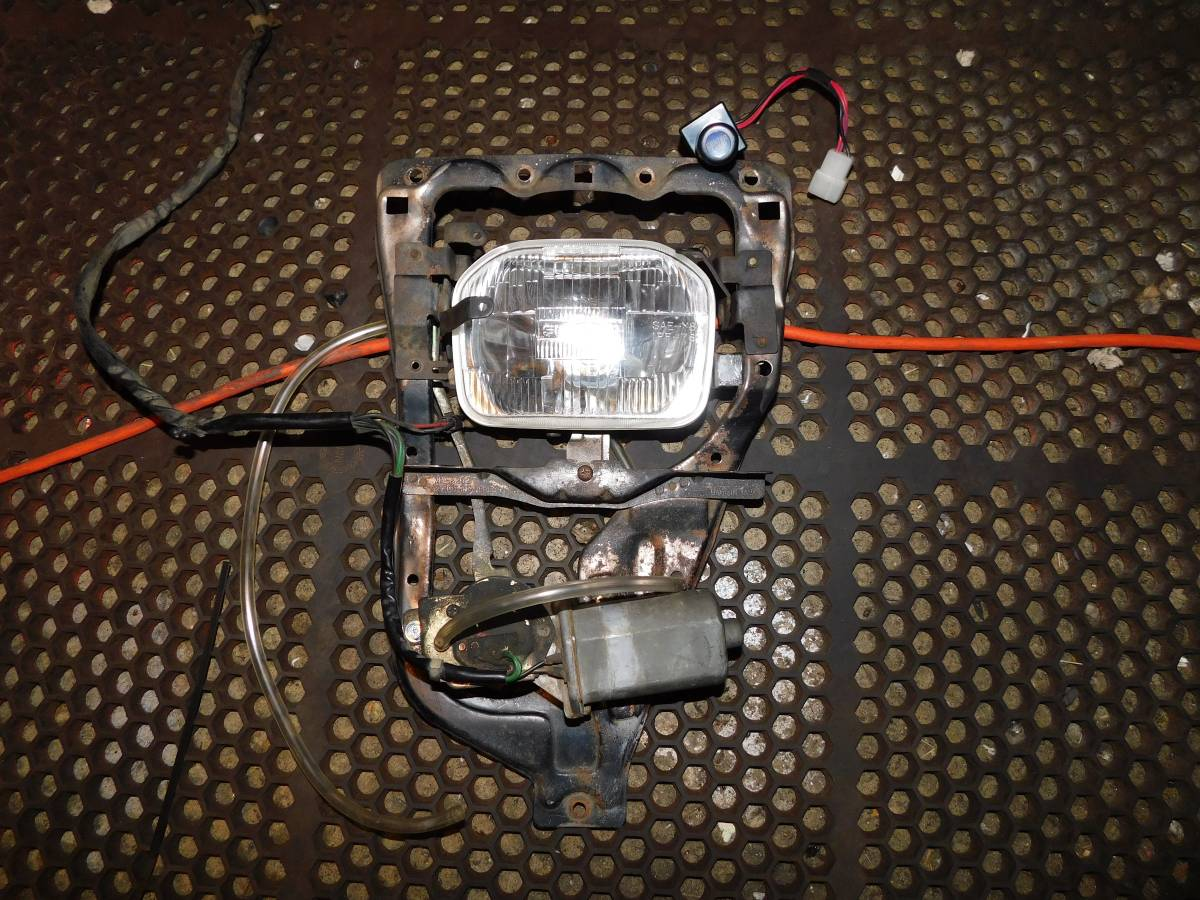 Subaru Brat    Gl Wagon 3rd Headlight Assembly For Sale In
