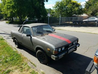 1978 subaru brat 4cyl man project for sale in wichita kansas 1k. Black Bedroom Furniture Sets. Home Design Ideas