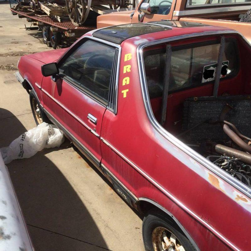 1983 Subaru BRAT 1.8L 4X4 For Sale in Arvada, Colorado