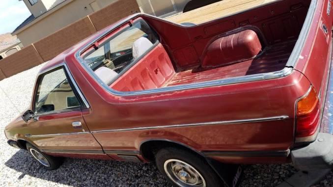 1982 Subaru BRAT AC Ready For Sale in St. George, Utah