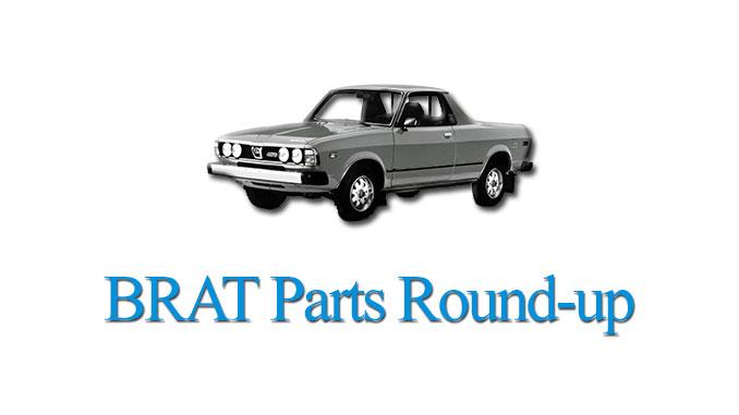 Craigslist Parts Roundup for October 1st 2018 - Subaru BRAT For Sale