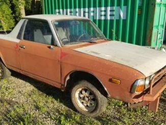 Subaru BRAT For Sale in Texas