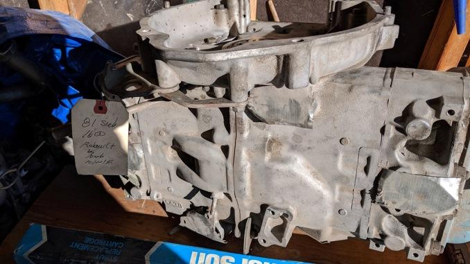 Parts Engine Block Arvada CO