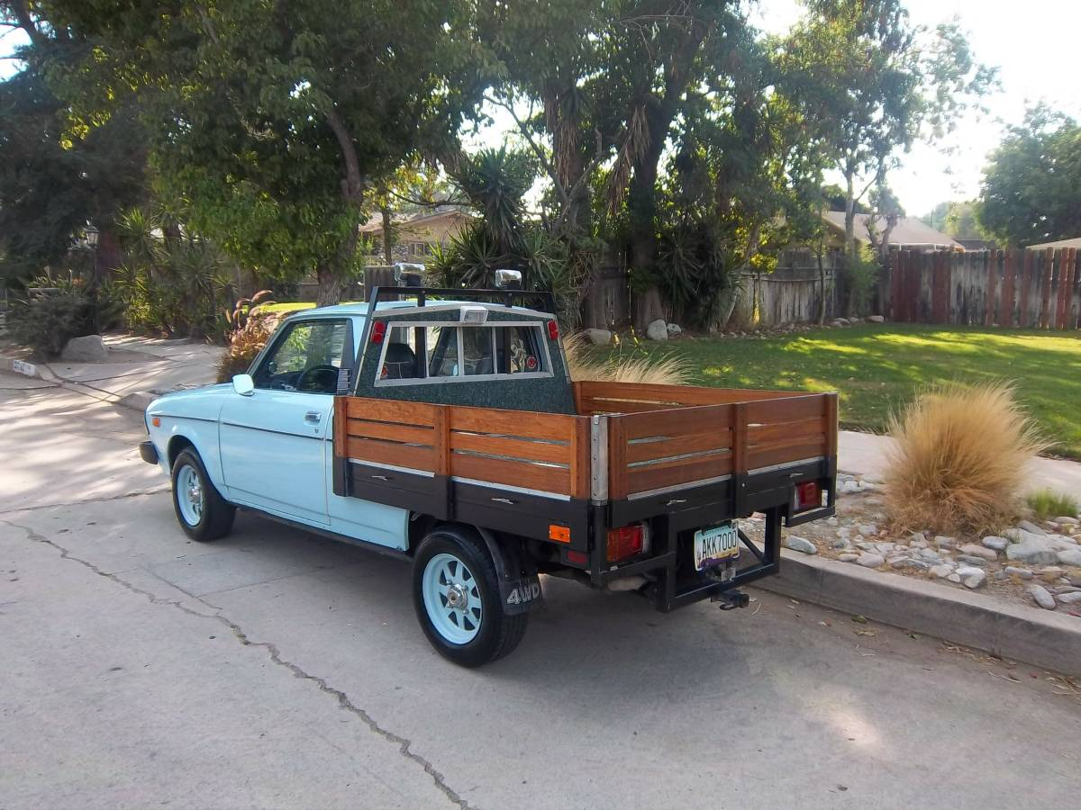 1978 Subaru BRAT 4X4 w/ Custom Bed For Sale in Lancaster, CA