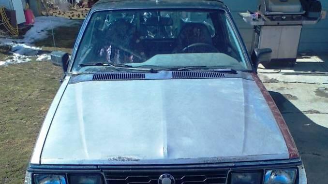 1986 Subaru BRAT 4spd Manual For Sale in Spokane, Washington