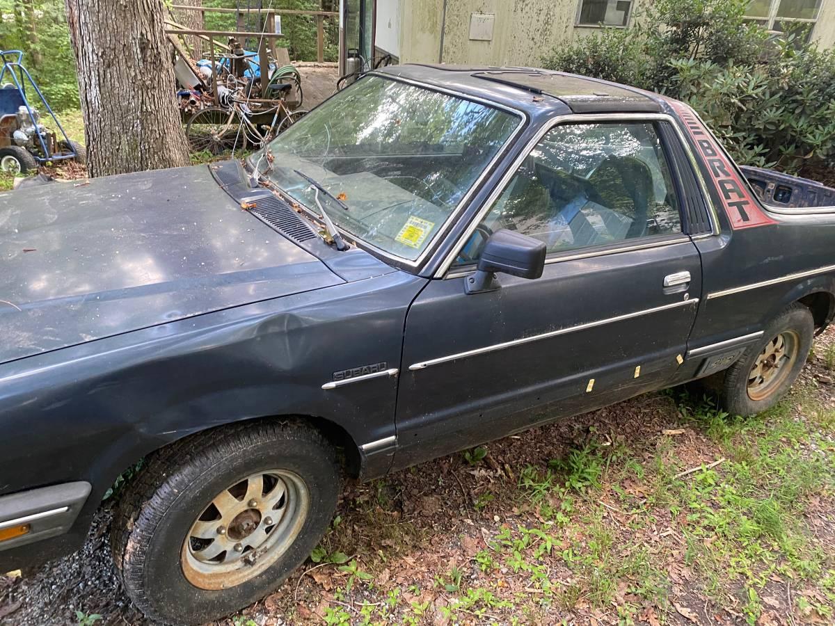 1985 Subaru BRAT 4spd Manual For Sale in Hendersonville ...