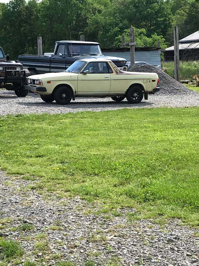 1978 Subaru BRAT For Sale in Forkland, Kentucky